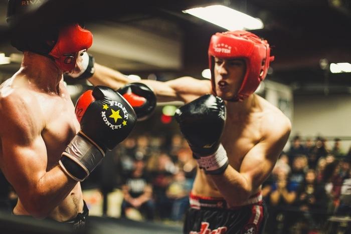 Martial Arts - boxing
