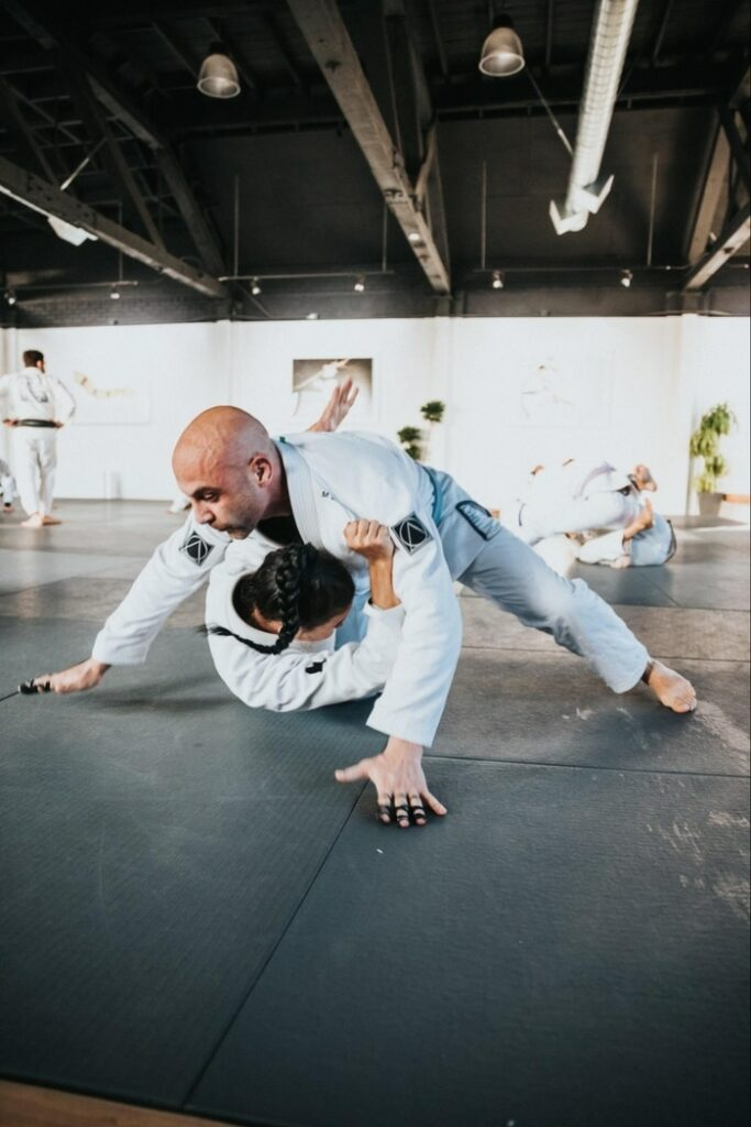 Learn Brazilian Jiu jitsu online