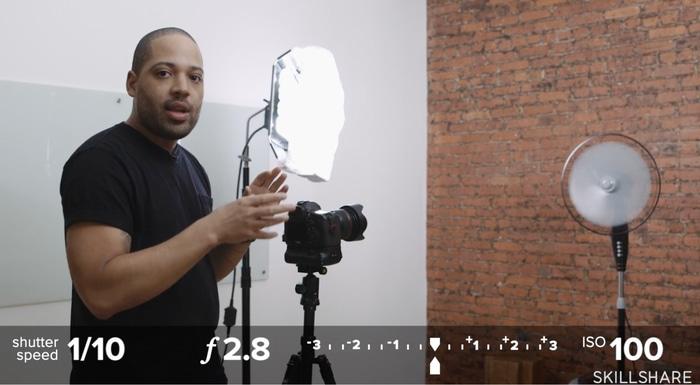 Skillshare fundamentals of photography