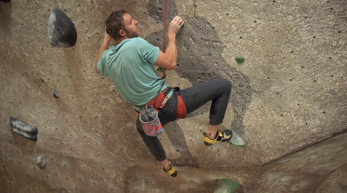 inside honnold and Caldwell's MasterClass