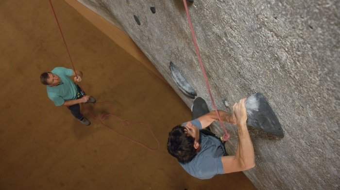 Honnold and Caldwell fundamental technique